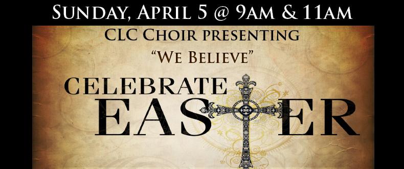 Easter Choir 2015