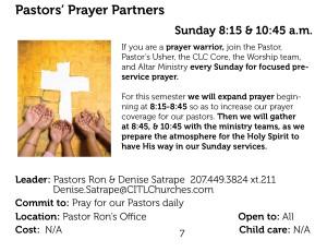 Pastors Prayer Partners crop Q2 2015