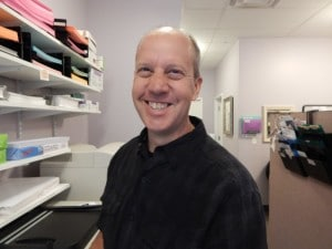 Phil SanbornMens' Ministry Director